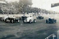 スバル・インプレッサWRCがアクロポリスラリーで優勝。第1回全国自動車競走大会が開催。【今日は何の日?6月7日】 - 1963年に完成した 多摩川スピードウェイ(引用:多摩川スピードウェイの会)
