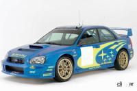 スバル・インプレッサWRCがアクロポリスラリーで優勝。第1回全国自動車競走大会が開催。【今日は何の日?6月7日】 - インプレッサWRC 2004 プロト