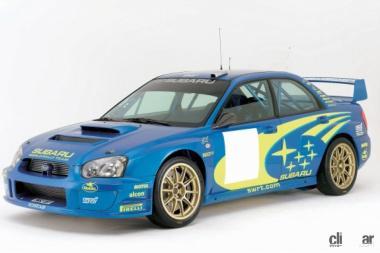 インプレッサWRC 2004 プロトサWRC 2004 プロト