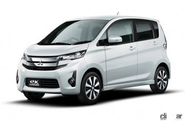 2013年発売の三菱・eKワゴン