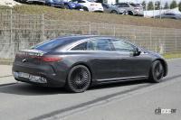 「メルセデス・ベンツの最速EVセダン「AMG EQS」、ついに市販型デザイン露出!」の9枚目の画像ギャラリーへのリンク