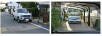 バック駐車・車庫入れで簡単にまっすぐスマートに決めるコツは目線とハンドル操作 - parking 0 pre