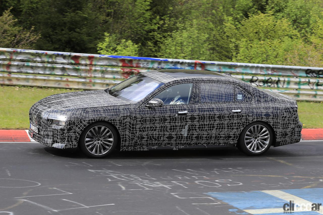 「V12はもういらない!? BMW 7シリーズ次世代型、頂点には電動化された「i750M60」」の6枚目の画像
