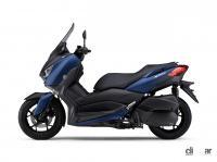 ヤマハの249ccスポーツスクーター「XMAX ABS」が2021年モデルで最新の排ガス規制を達成 - yamaha_XMAX ABS_20210602_4
