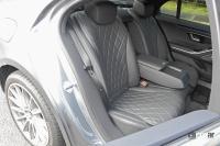 S400dリヤシート