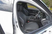S500フロントシート