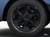 トヨタ・シエンタが一部改良。オートライトを標準化し、ブラックコーディネイトの特別仕様車を設定 - TOYOTA_sienta_20210603_4