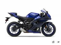 YZF-R7真横から