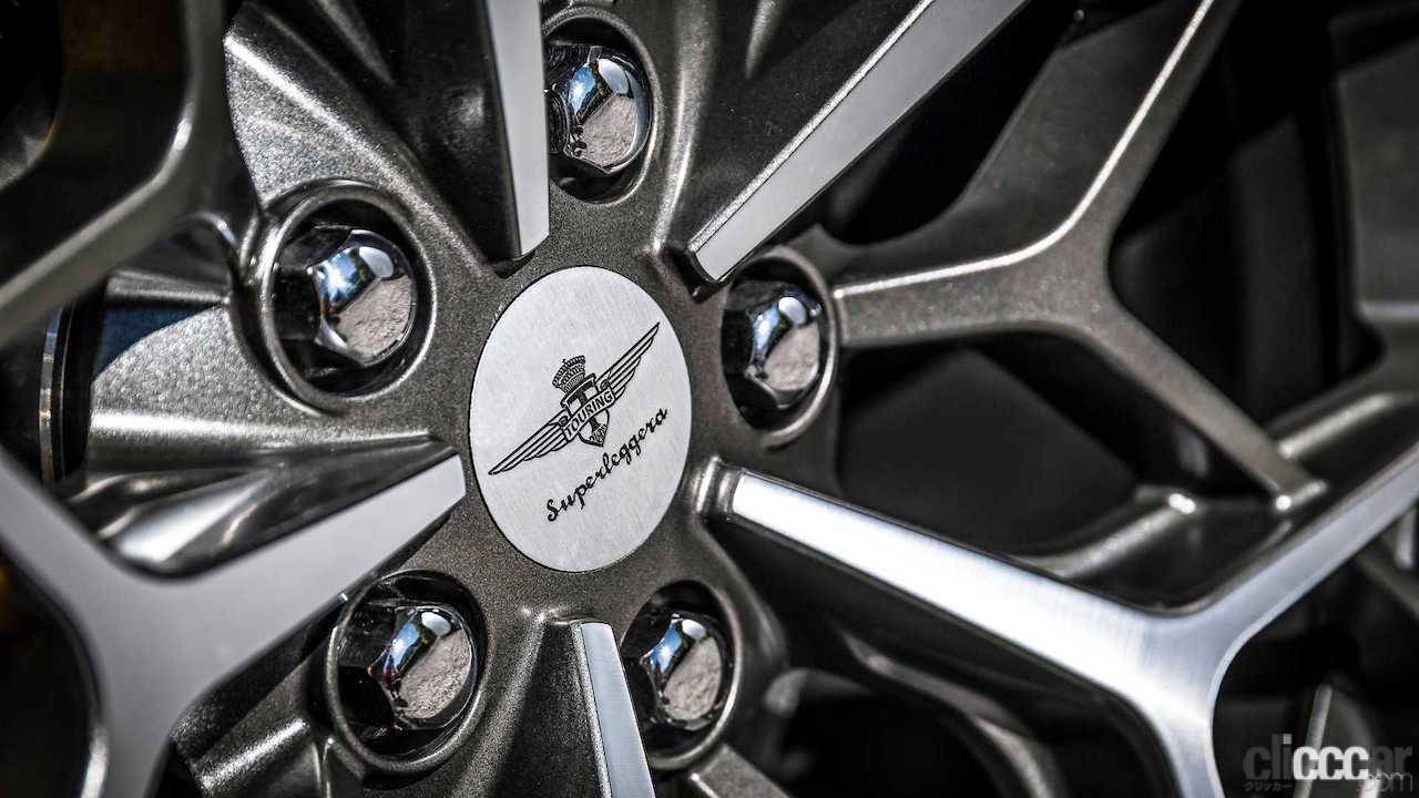 「フェラーリ488ベースの新型ミッドシップ、「アレーゼRH95」世界初公開!」の13枚目の画像
