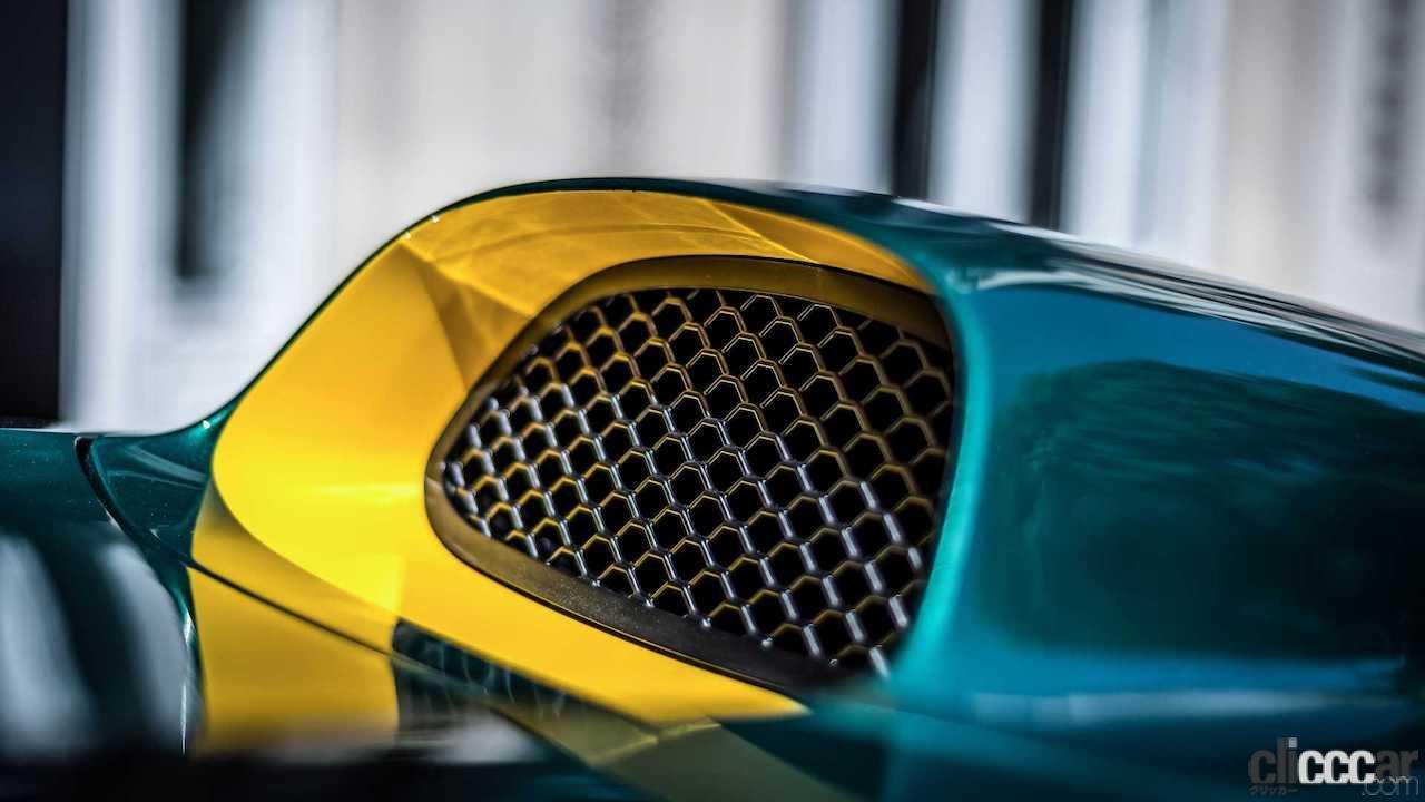 「フェラーリ488ベースの新型ミッドシップ、「アレーゼRH95」世界初公開!」の14枚目の画像