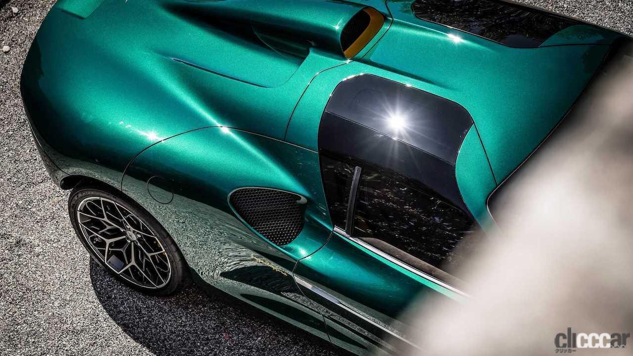 「フェラーリ488ベースの新型ミッドシップ、「アレーゼRH95」世界初公開!」の16枚目の画像