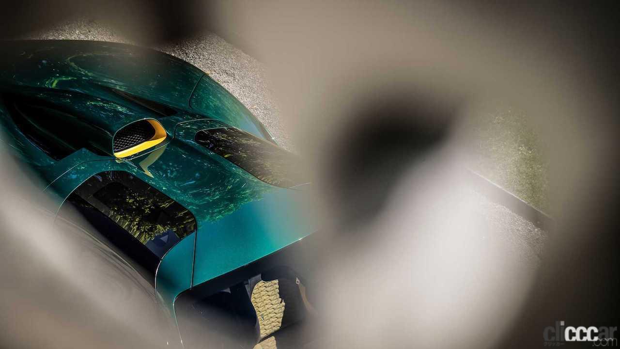 「フェラーリ488ベースの新型ミッドシップ、「アレーゼRH95」世界初公開!」の2枚目の画像