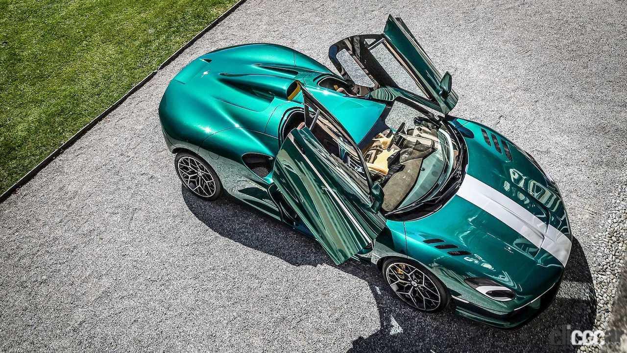 「フェラーリ488ベースの新型ミッドシップ、「アレーゼRH95」世界初公開!」の18枚目の画像