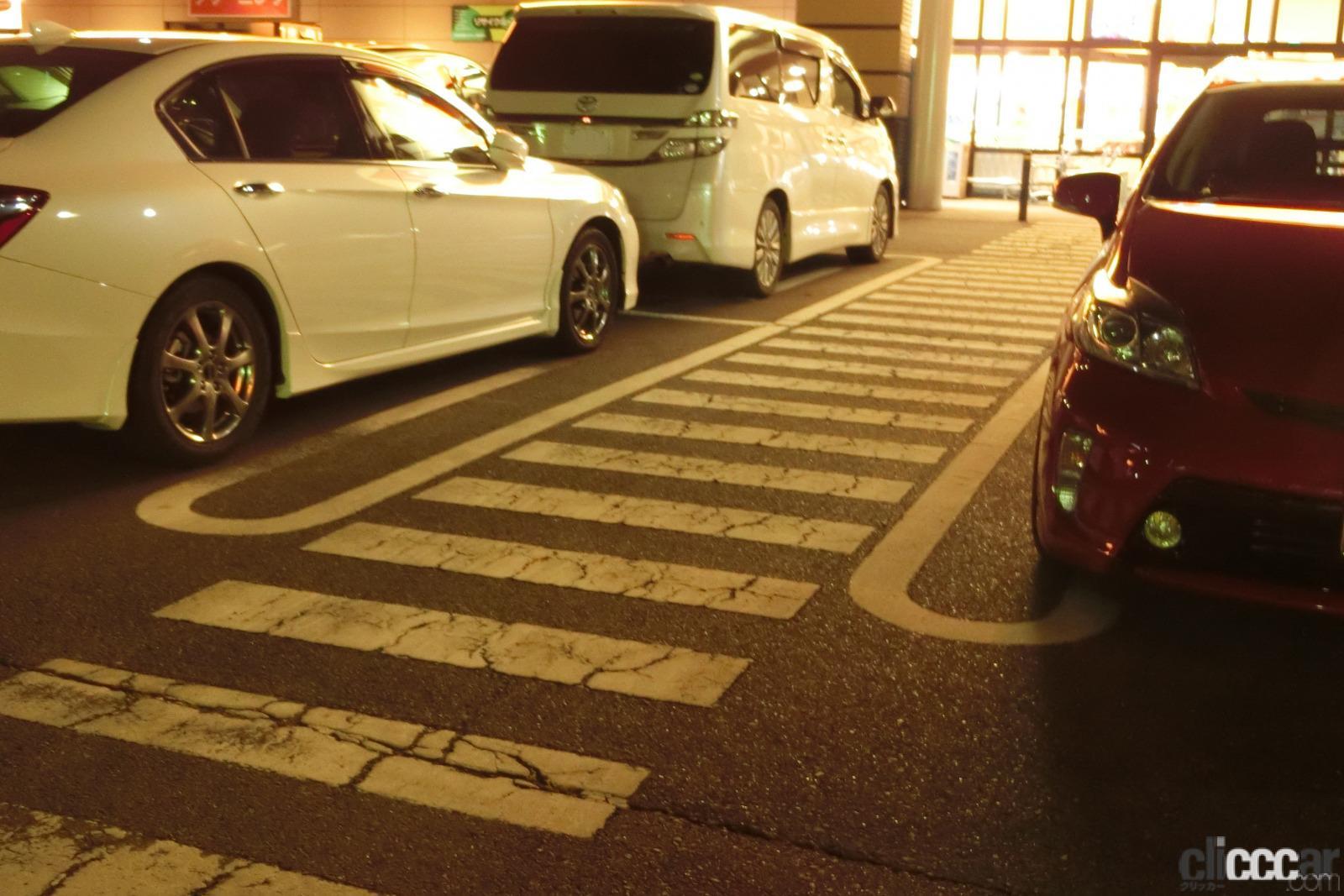 「ドアパンチからの当て逃げ、修理、泣き寝入りを避ける駐車スペース選び3つの方法」の2枚目の画像