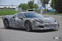 「ディーノ」が復活か!? フェラーリが1969年以来のV6モデル発売へ - Ferrari V6 Hybrid F171 (8)
