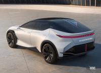レクサスの新型EV「LF-Z Electrified」は、2022年8月までに発売か? - Lexus-LF-Z_Electrified_Concept-2021-1280-06