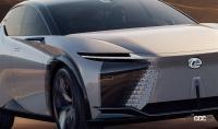 レクサスの新型EV「LF-Z Electrified」は、2022年8月までに発売か? - Lexus-LF-Z_Electrified_Concept-2021-1600-02