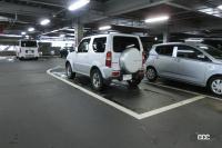 ドアパンチからの当て逃げ、修理、泣き寝入りを避ける駐車スペース選び3つの方法 - pattern 2