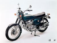 オリラジ・藤森さんが乗っているホンダの「ヨンフォア」ってどんなバイク!? - 1969_honda_dream_cb750four