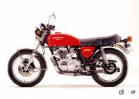 オリラジ・藤森さんが乗っているホンダの「ヨンフォア」ってどんなバイク!? - 1974_honda_dream_cb400four_02