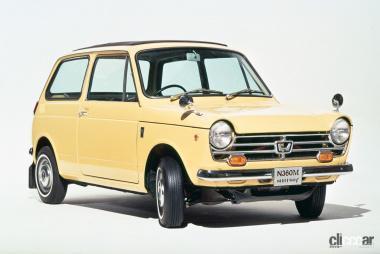 1967年発売のホンダN360