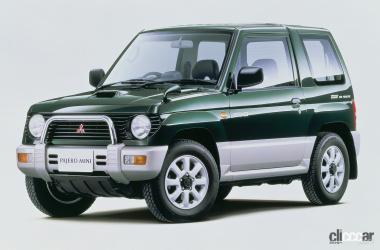1994年発売のパジェロミニ