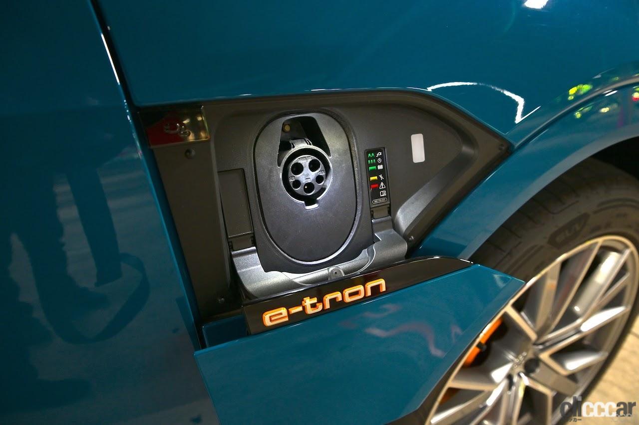 「VWグループの総力を注いだ素晴らしい作品たち:アウディe-tron & ポルシェ・タイカン【プレミアムカー厳正テスト】第1回・その4」の5枚目の画像