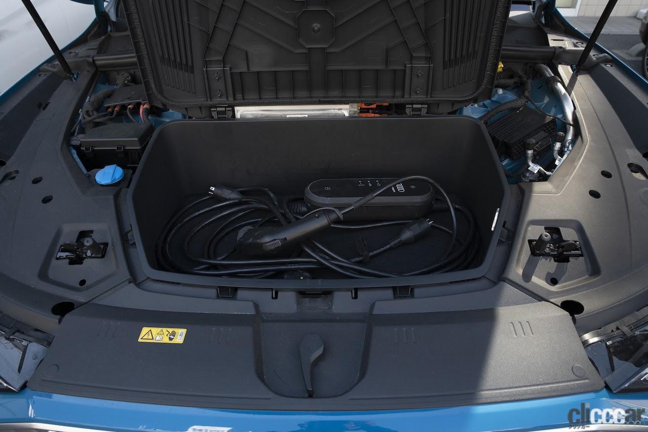 「VWグループの総力を注いだ素晴らしい作品たち:アウディe-tron & ポルシェ・タイカン【プレミアムカー厳正テスト】第1回・その4」の7枚目の画像