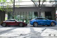 VWグループの高級EVを徹底比較!アウディe-tronスポーツバック55クワトロ & ポルシェ・タイカン4S 第1回・その1【プレミアムカー厳正テスト】 - アウディe-tronスポーツバック55クワトロとポルシェ・タイカン4S