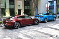 VWグループの総力を注いだ素晴らしい作品たち:アウディe-tron & ポルシェ・タイカン【プレミアムカー厳正テスト】第1回・その4 - ポルシェ・タイカン4Sとアウディe-tronスポーツバック55クワトロ