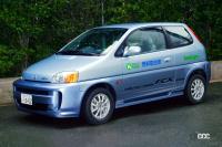 2003年リース販売のFCX