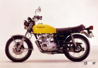 オリラジ・藤森さんが乗っているホンダの「ヨンフォア」ってどんなバイク!? - 1976_honda_dream_cb400four-Ⅱ