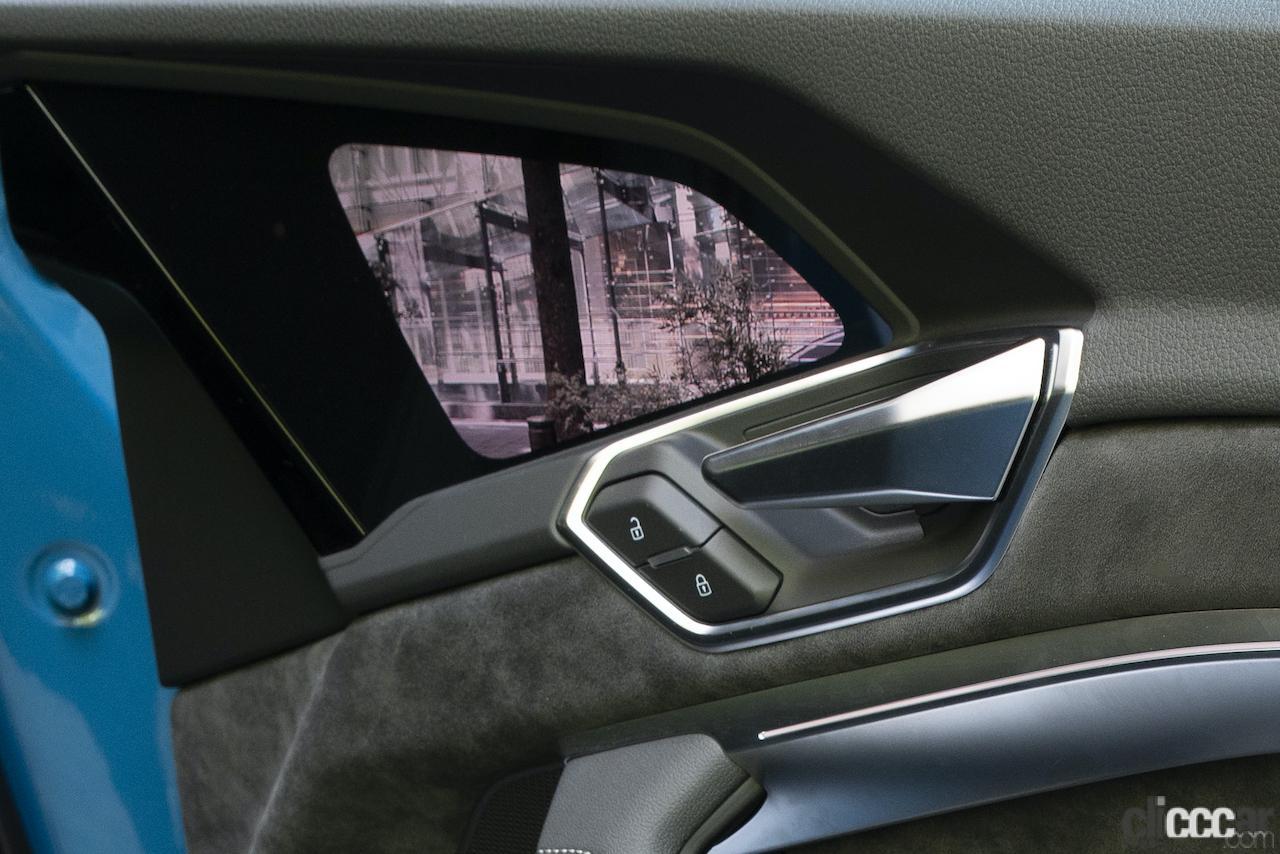 「VWグループの総力を注いだ素晴らしい作品たち:アウディe-tron & ポルシェ・タイカン【プレミアムカー厳正テスト】第1回・その4」の9枚目の画像