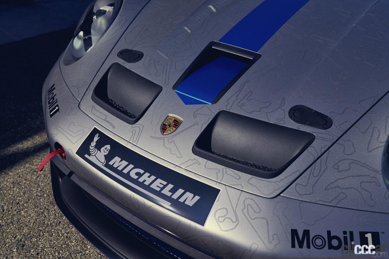 「510PS/470Nmの4.0L水平対向6気筒エンジンを積んだ「911 GT3 Cup」の価格は3465万円」の5枚目の画像
