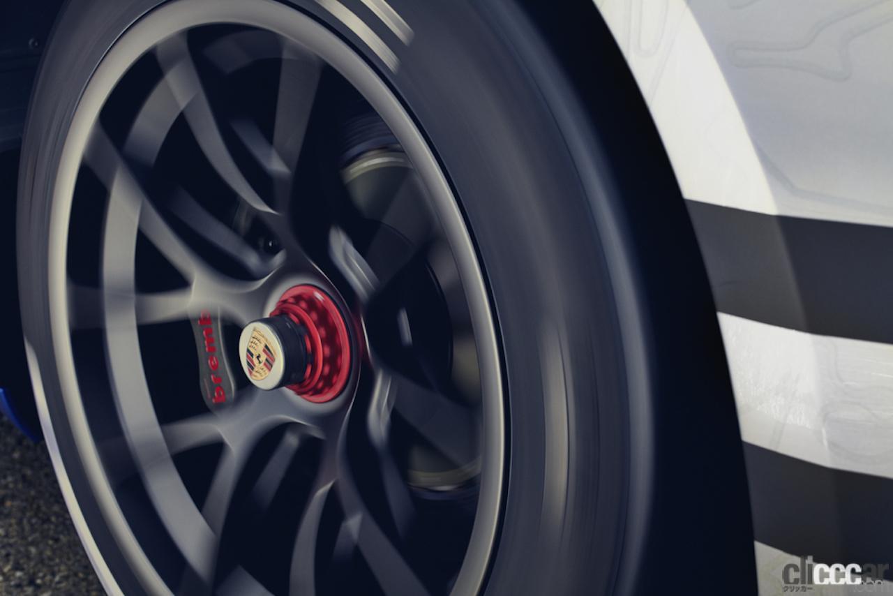 「510PS/470Nmの4.0L水平対向6気筒エンジンを積んだ「911 GT3 Cup」の価格は3465万円」の6枚目の画像