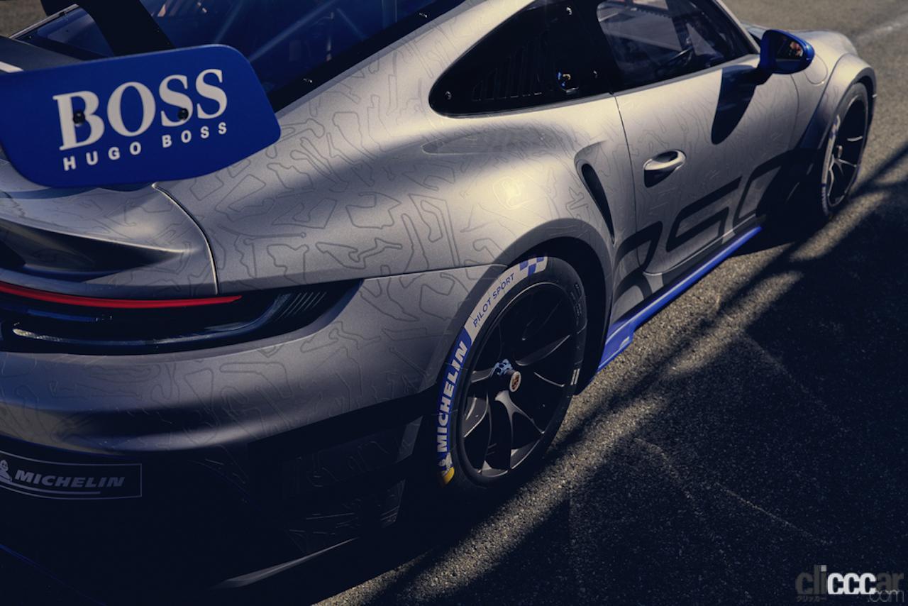 「510PS/470Nmの4.0L水平対向6気筒エンジンを積んだ「911 GT3 Cup」の価格は3465万円」の2枚目の画像