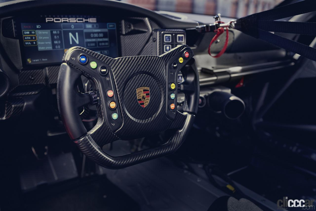 「510PS/470Nmの4.0L水平対向6気筒エンジンを積んだ「911 GT3 Cup」の価格は3465万円」の3枚目の画像