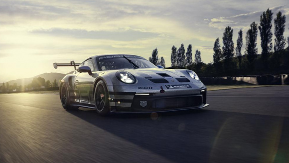 ポルシェ 911 GT3 カップ
