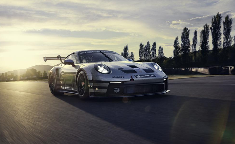 「510PS/470Nmの4.0L水平対向6気筒エンジンを積んだ「911 GT3 Cup」の価格は3465万円」の4枚目の画像