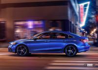 タイプRも待ち遠しい! 新型ホンダ シビック・ハッチバック、流麗なルーフを初公開 - Honda-Civic_Sedan-2022-1280-06