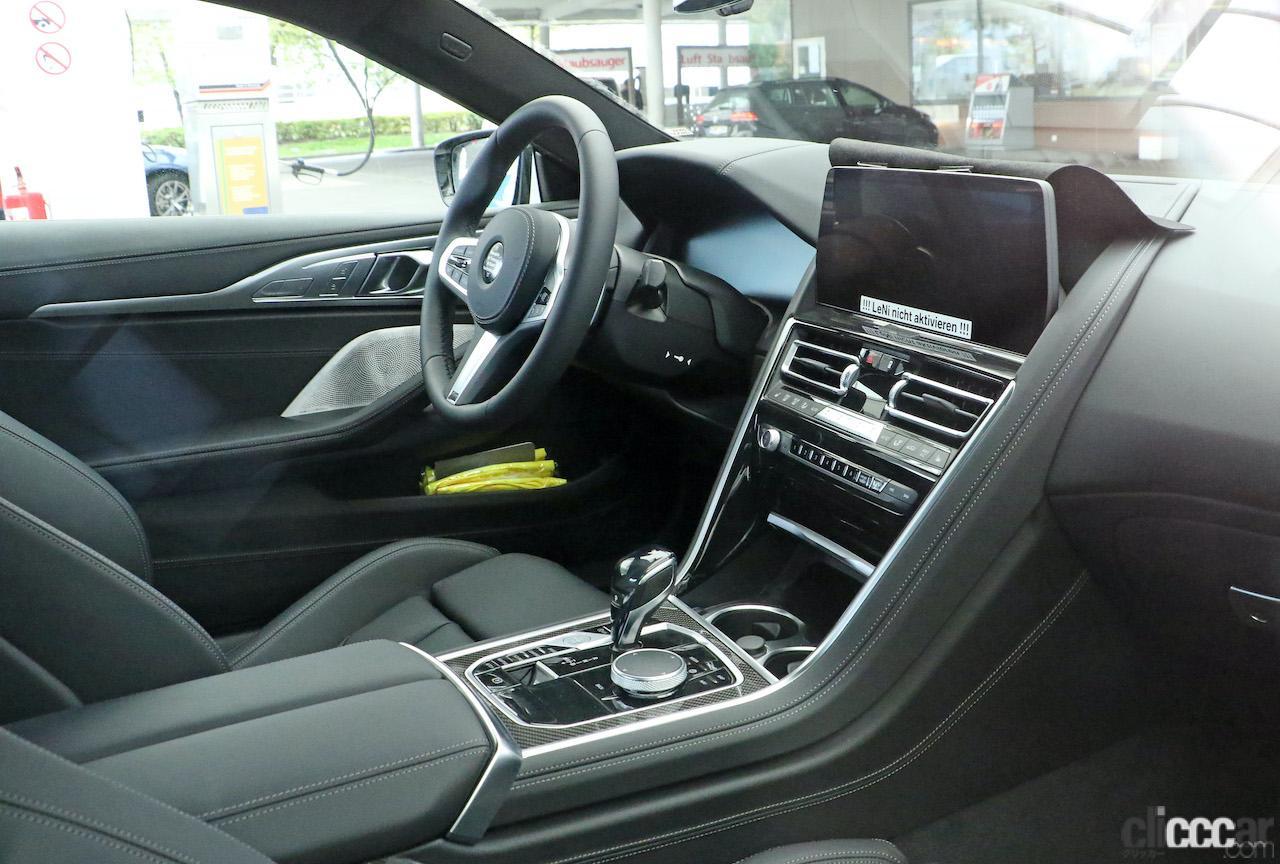 内外刷新! BMW 8シリーズクーペが大幅改良へ