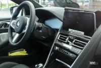 内外刷新! BMW 8シリーズクーペが大幅改良へ - BMW 8 Series facelift 14