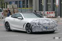 内外刷新! BMW 8シリーズクーペが大幅改良へ - BMW 8 Series facelift 17