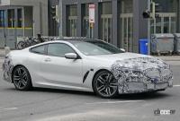 内外刷新! BMW 8シリーズクーペが大幅改良へ - BMW 8 Series facelift 18