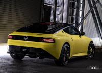 8月17日デビューへ! 新型フェアレディZはスープラよりお得な385万円から - Nissan-Z_Proto_Concept-2020-1280-07