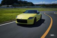 7代目フェアレディZの世界初公開は2021年8月17日に決定! - Nissan_Z_Proto_dynamic_exterior_11-1200x800