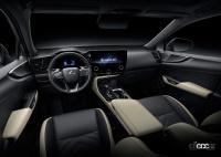 新型レクサスNXのプラグインハイブリッドは、前後2モーターに総電力量18.1kWhのバッテリーによりクラストップレベルのEV航続距離を実現 - Lexus_NX_20210613_8