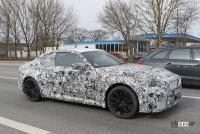 BMW M2次期型、市販型は490馬力の最新情報!FRのみ提供の可能性も - BMW M2 5