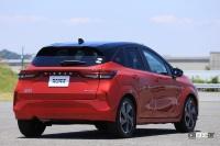 日産ノートAURA(オーラ)が2021年秋発売へ。上質な内・外装、新時代のEVフィールが味わえる走り、次世代電動4WDを設定 - NISSAN_NOTE_AURA_20210614_6