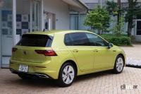 8代目になった新型フォルクスワーゲン・ゴルフのエクステリアデザインとインテリアをチェック - Volkswagen_golf_20210614_2